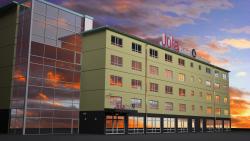 طراحی نما هتل