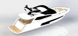 طرح لایه باز قایق در سالیدورک